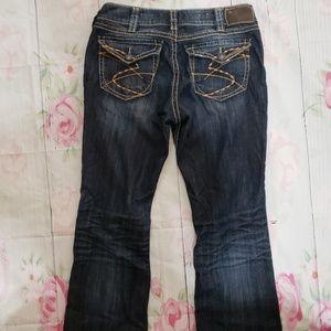 Silver Jeans Suki